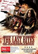 The Last Rites Of Ransom Pride [Region 4]