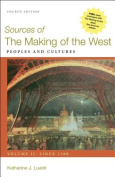 Sources of the Making of the West, Volume II