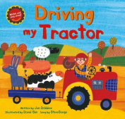 Driving My Tractor [With CD (Audio)]
