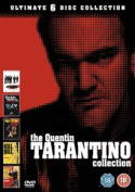 Quentin Tarantino Collection [Region 2]