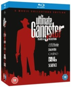 Ultimate Gangster Collection [Region 2] [Blu-ray]