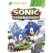 Sega Of America Inc 68056 Sonic Generations