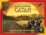 The Settlers Of Catan Board Game 5 6 Player Extension 4th Edition
