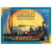 Mayfair 56 Player Extension Catan Seafarers and Seafarers Board Game