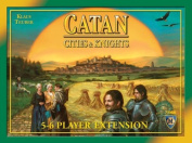 Board Game Catan Cities Knights 56 Player Extension Mayfair Games