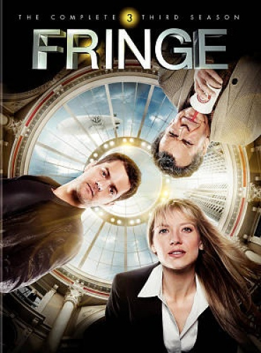 Fringe: Season 3 [Region 1] - DVD - New - Free Shipping.