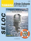 Yamaha 4-Stroke Engines 2005-10 Repair Manual