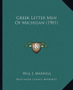 Greek Letter Men of Michigan