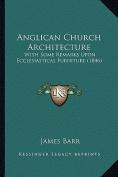 Anglican Church Architecture