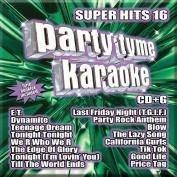 Party Tyme Karaoke - Super Hits 16