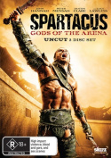Spartacus: Gods of the Arena [Region 4]