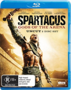 Spartacus Gods of the Arena [Blu-ray]