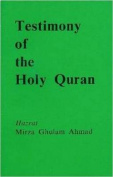 Testimony of the Holy Quran
