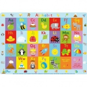 Little Wigwam Alphabet Placemat