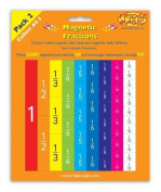 Magnetic Teach Yourself Fractions