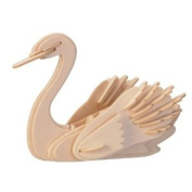 Swan - Woodcraft Construction Kit