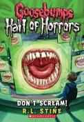 Goosebumps: Hall of Horrors