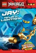 Jay, Ninja of Lightning (Lego Ninjago