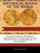 The New Map of Asia 1900 1919