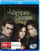 Vampire Diaries: Season 2 [Blu-ray]