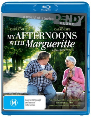 My Afternoons With Margueritte [Regions 14] [Blu-ray] by ...