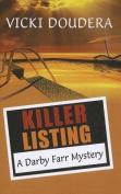 Killer Listing  [Large Print]