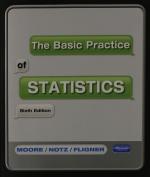 Basic Practice Statistics P&cdr