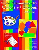 Lorenz Corporation TLC10536 Mrs. Es Extraordinary Colors and Shapes Activities- Grade PreK- 1