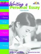 Lorenz Corporation TLC10565 Writing a Personal Essay- Grade 5-8