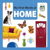 My First Words at Home [Board Book]