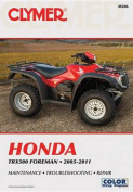 Clymer Honda TRX500 Foreman 05-11