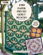 100 Paper Pieced Quilt Blocks with Bonus CD