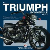 The Triumph Bonneville Bible