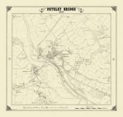 Pateley Bridge 1888 Map