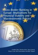 Cross-border Banking in Europe