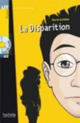 La Disparition + CD Audio  [FRE]