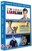 I Love You Phillip Morris/Liar Liar/The Cable Guy [Region 2]