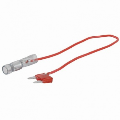 Wire Tap Mini Blade Fuse 10A