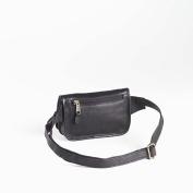 Vachetta Leather Wallet on a Waist