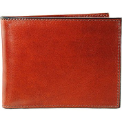 Old Leather Double I.D. Credit Wallet