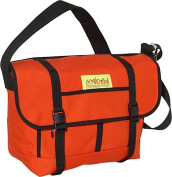 NY Bike Messenger Bag (Orange)