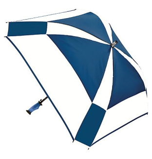 Gellas Auto Open Vented Square Golf Umbrella