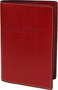 Audrey Passport Cover (Red)