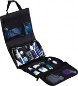Hanging Toiletry Kit (Black)