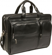 "Hubbard Leather 15.4"" Laptop Case"