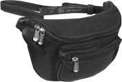 Traveler's Waist Bag (Black)