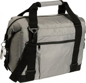 12 Pack Soft Side Cooler - Silver Solar Bear