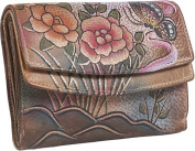 Wallet on a String - Premium Rose Antique