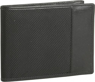 RFID Blocking Billfold (Black)