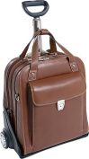 Vernazza Collection Pastenello Vertical Wheeled Laptop Case